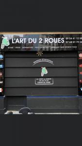 L'art Du 2 Roues - Vente et réparation de motos et scooters - Paris