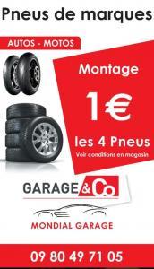 Mondial Garage - Garage automobile - Corbeil-Essonnes