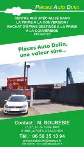 Pièces Auto Dulin - Casse automobile et pièces détachées - Corbeil-Essonnes