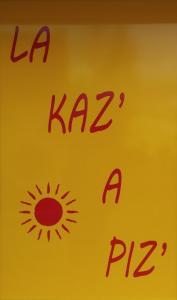 La Kaz' A Piz - Restaurant - Monterblanc