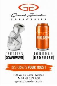 Carrosserie Jourdan - Carrosserie et peinture automobile - Menton