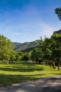 Camping De La Clairette - Camping - Espenel