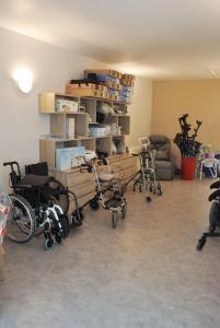 Devervaraer Dominiique - Vente et location de matériel médico-chirurgical - Beauvais