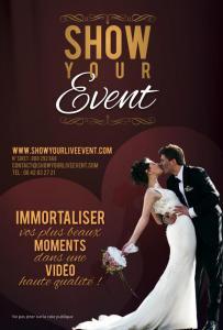 Show Your Live - Show Your Event - Production et réalisation audiovisuelle - Chamalières