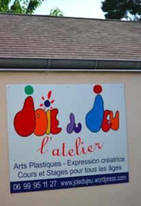 Joie Du Jeu - Artiste peintre - Orléans