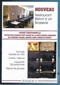 Le Comptoir Saint Sernin - Restaurant - Brive-la-Gaillarde