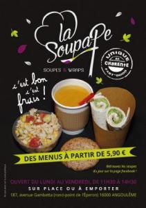 La Soupape - Restaurant - Angoulême