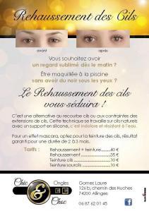 Ongles Chic et Choc - Institut de beauté - Thonon-les-Bains
