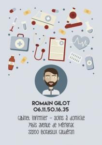 Romain Gilot - Infirmier - Mérignac