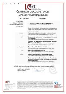 House Mesures & Diagnostics - Diagnostic immobilier - Orléans