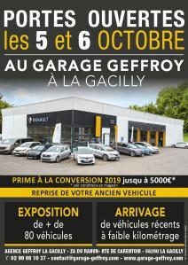 Garage Geffroy - Garage automobile - Peillac