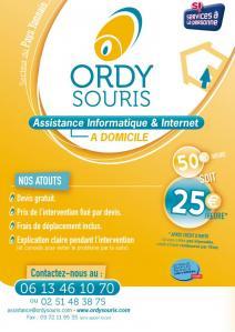 Ordysouris - Conseil, services et maintenance informatique - La Roche-sur-Yon