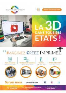 Occitania 3D SAS - Matériel industriel - Toulouse