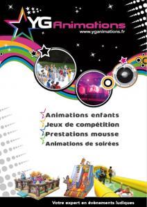 YG Animations - Jouets et jeux - Montauban
