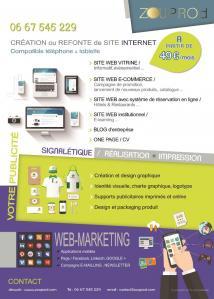Zouprod - Création de sites internet et hébergement - Montpellier