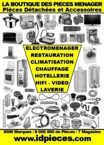 La Boutique Des Pieces Ménagers - Dépannage d'électroménager - Villeurbanne