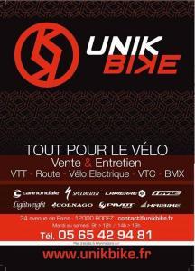 Unik Bike - Location de vélos - Rodez