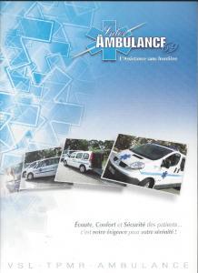 Ambulance Vsl - Ambulance - Vénissieux