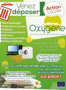 Oxygène - Électroménager - Aurillac