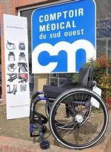 Comptoir Médical Du Sud Ouest - Vente et location de matériel médico-chirurgical - Grenade