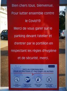 Atelier de Terre Rouge - Garage automobile - Saint-Laurent-du-Maroni