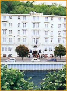 Hôtel De L'europe - Restaurant - Lourdes