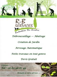 RB Services - Aménagement et entretien de parcs et jardins - Hyères