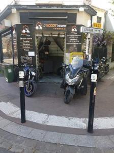 O'scooter'heure - Vente et réparation de motos et scooters - Montreuil