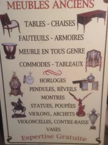 ABC Salle Des Ventes Antiquités Brocante - Achat et vente d'antiquités - Montauban