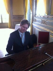 Gras Sébastien - Leçon de musique et chant - Tours