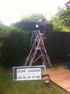 Domi Jardins - Aménagement et entretien de parcs et jardins - Pessac