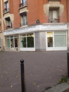 Cabinet Deberne Hipaux - Syndic de copropriétés - Paris