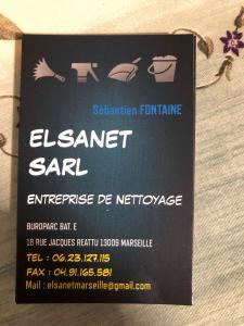 Elsanet - Entreprise de nettoyage - Marseille