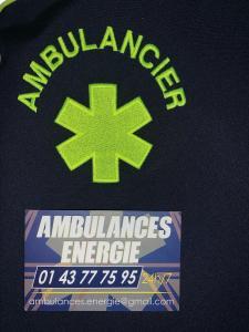 Ambulances Energie - Ambulance - Maisons-Alfort