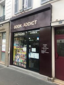 Book Addict - Librairie - Vincennes