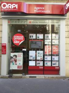 Orpi - Agence immobilière - Paris