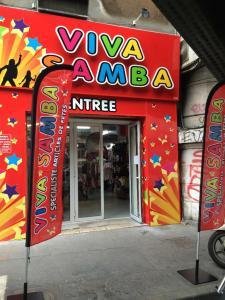 La Fête Viva Samba (SARL) - Articles de fêtes - Marseille