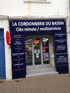la Cordonnerie du Bassin - Reproduction de clés - Arcachon