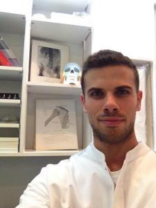 Raphaël Cohen - Ostéopathe - Paris