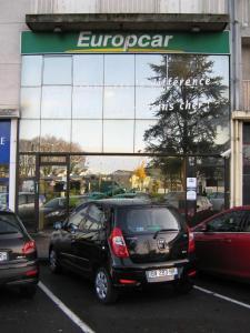 Europcar - Location d'automobiles de tourisme et d'utilitaires - Angoulême