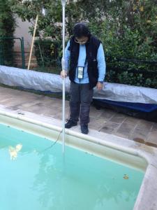 AGOIRA - Détection de fuite piscine - Construction et entretien de piscines - Marseille