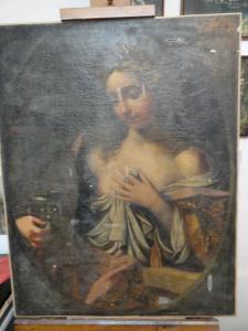 Stetten Isabelle - Restauration de tableaux - Montreuil