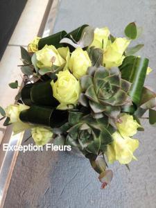 Exception Fleurs - Fleuriste - Grenoble