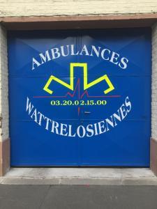 Ambulance Wattrelosienne - Ambulance - Wattrelos