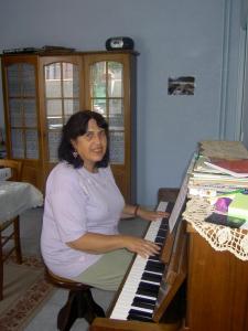 Antolinos Annie - Leçon de musique et chant - Tarbes