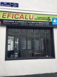 Eficalu - Volets roulants - Bordeaux