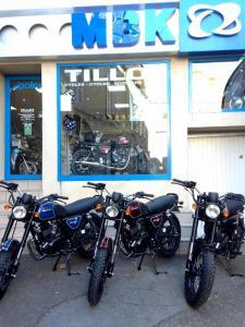Tillot Cycles - Location de vélos - Beaune