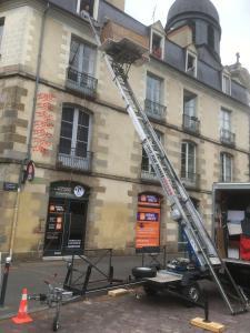 Colis Plus - Matériel de manutention et levage - Rennes