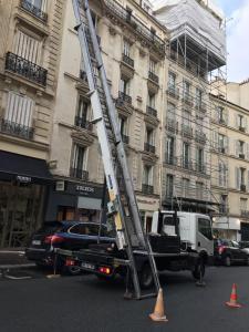 Chelghouf Lakdar - Déménagement - Paris