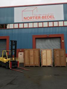 Garde Meuble Nortier - Garde-meubles - Paris